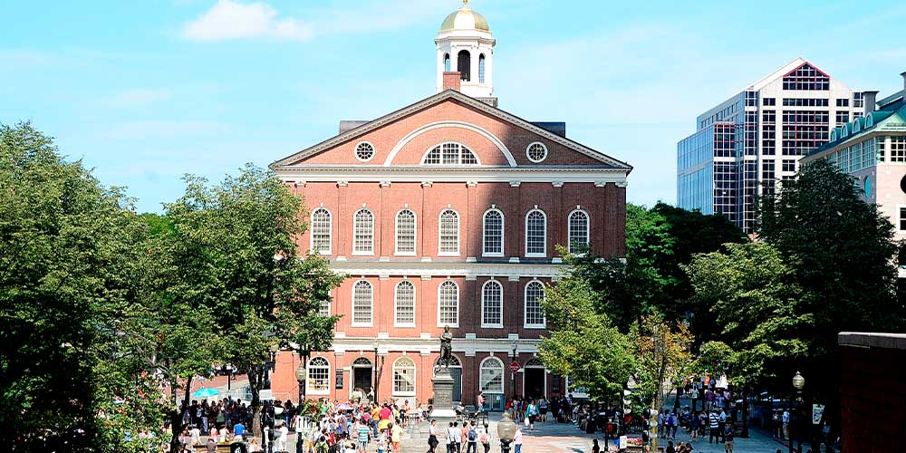 Taking a Few Liberties With the Freedom Trail